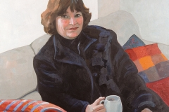 Agnes Ivan - Acrylic on canvas, 48 x 48 in, 122 x 122 cm, 2002