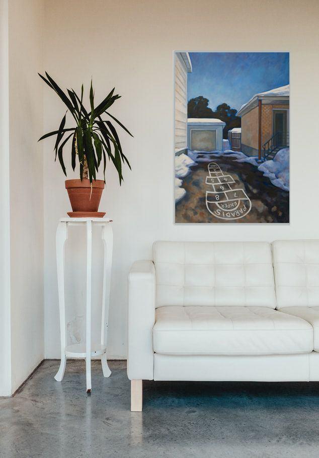 022_Ottawa-Alleyways_Rue-Ethel_white-sofa