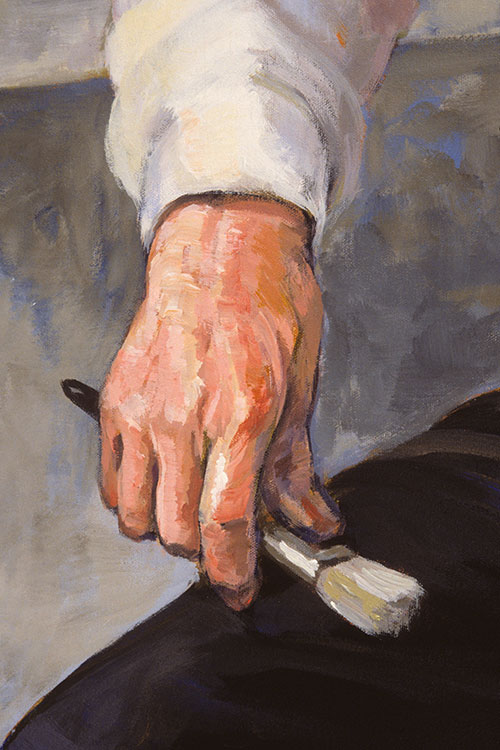 Robert Hyndman (detail)