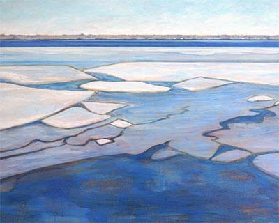 Breaking Ice by Karole Marois
